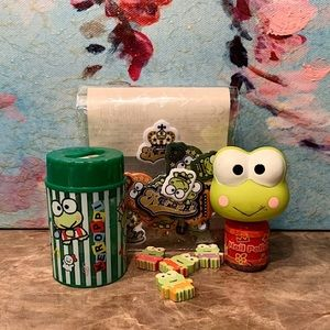 Sanrio bundle keroppi lot